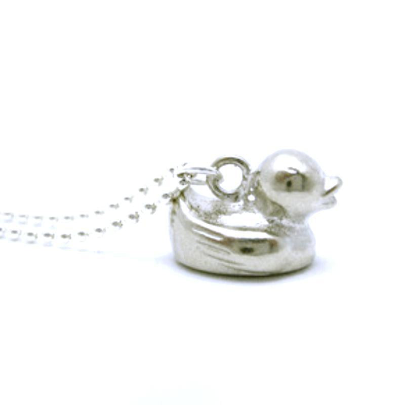 Necklace - Rubber Duck by Common Object Jewelry
