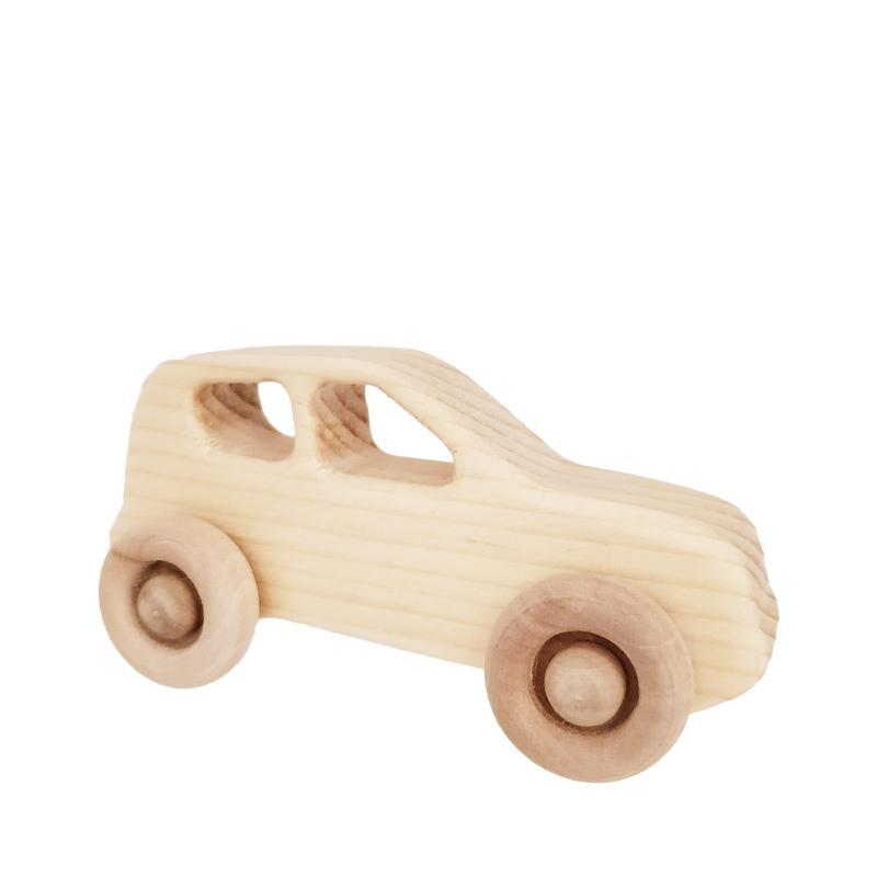 Mini Car - KIA Soul by My Grandpa's Wooden Toys