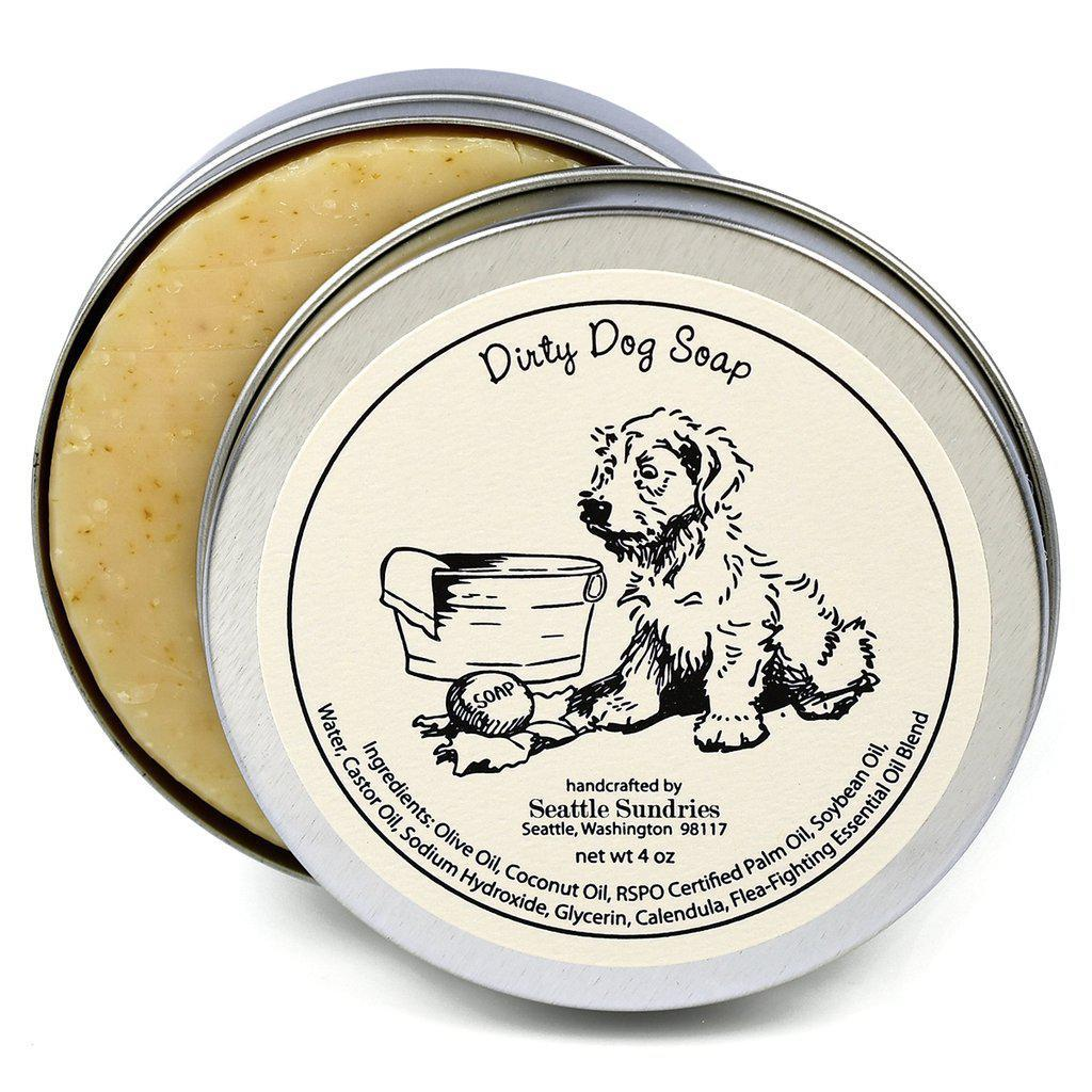Bar Soap for Pets - Dirty Dog by Seattle Sundries