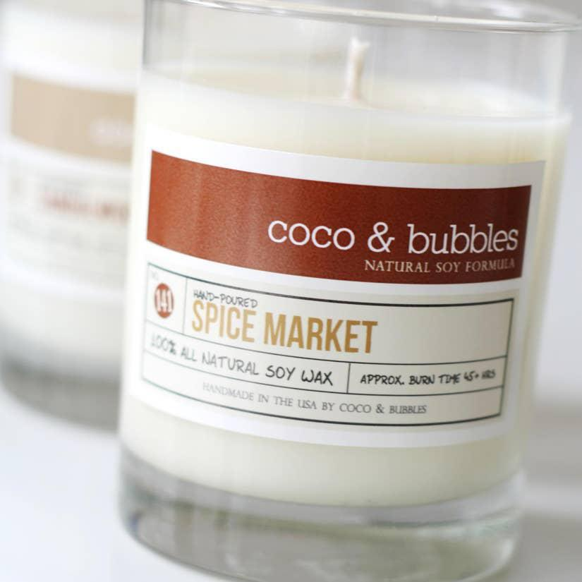 Candle 13oz - Spice Market by Coco & Bubbles