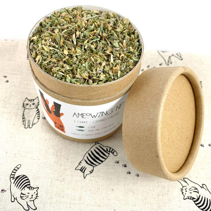 Cat Toy - Silver Vine Catnip Blend