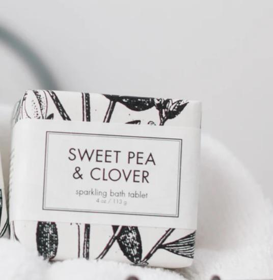 Soap 2oz - Shea Butter Guest Bar - Sweet Pea & Clover by Formulary 55