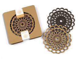 Trivets - Pearls set of 2 by Five Ply Design