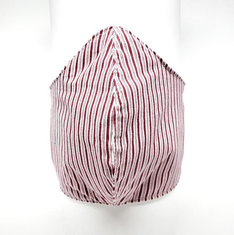 Small - Red White Candy Stripe by imakecutestuff