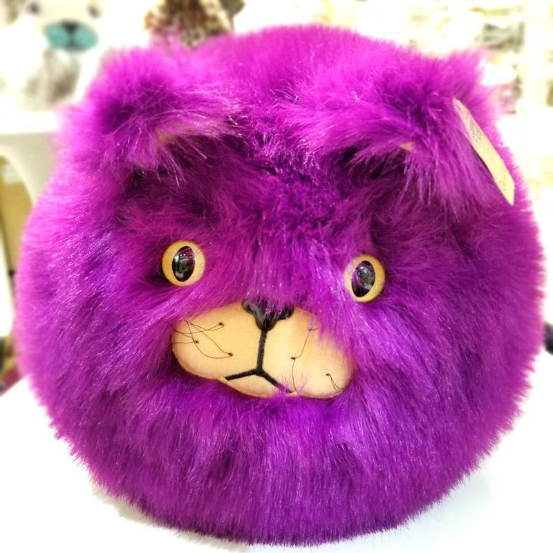 Cat Loaf - Purple (Assorted Colors) by Careful It Bites