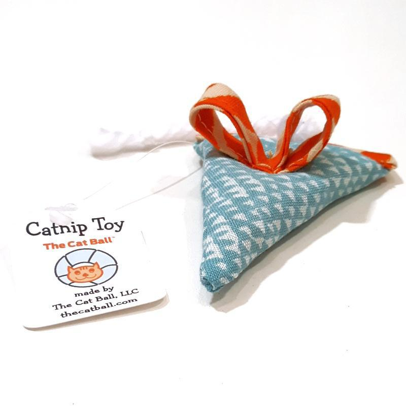 Cat toy - Catnip Mouse by The Cat Ball
