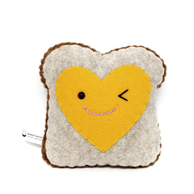 Plush - Orange Marmalade Toast by Shweet Shtuf