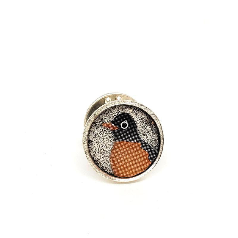Lapel Pin - Robin by XV Studios