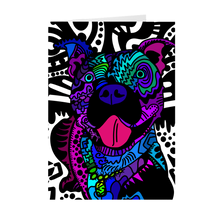 "Load image into Gallery viewer, ""Blue Nose"" Stationary Cards"