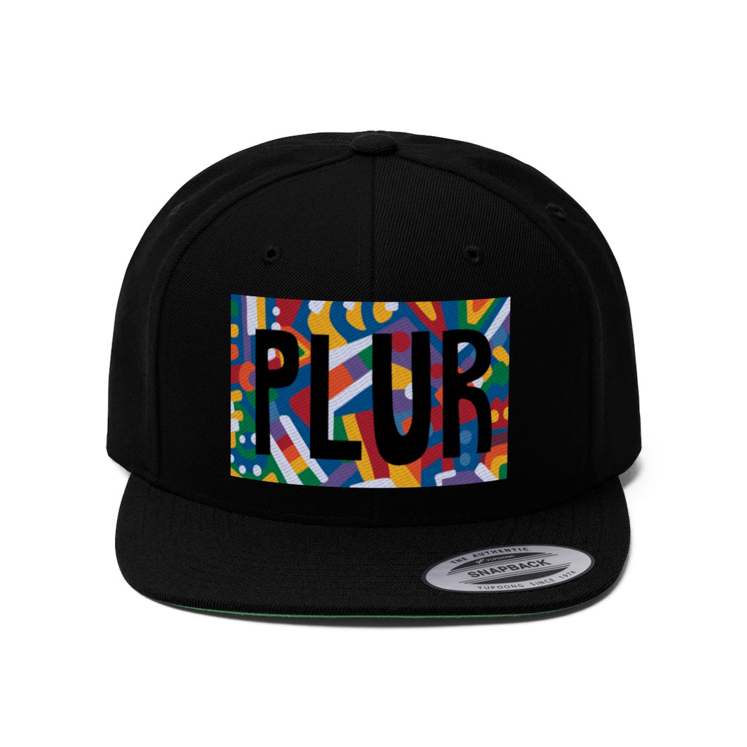 The PLUR Hat