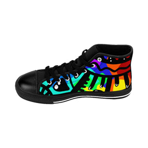 """Uprising"" High-top Sneaker"
