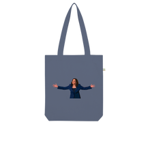 Load image into Gallery viewer, When I'm Finished Organic Tote Bag