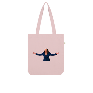 When I'm Finished Organic Tote Bag