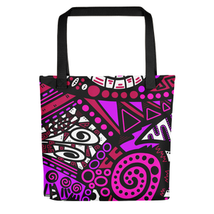 """Breakout"" Tote"