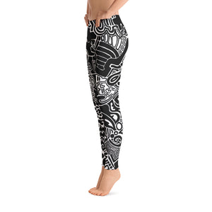 """Patience"" Leggings"