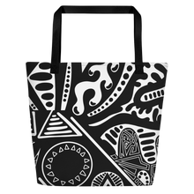"Load image into Gallery viewer, ""Fuel"" Beach Tote"
