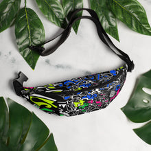 "Load image into Gallery viewer, ""Wonderland"" Fanny Pack"