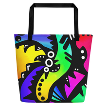 "Load image into Gallery viewer, ""Dreams"" Beach Tote"