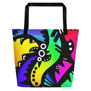 """Dreams"" Beach Tote"