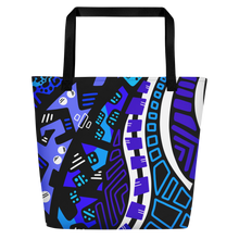"Load image into Gallery viewer, ""Expectation"" Beach Tote"