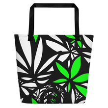 "Load image into Gallery viewer, ""Kush"" Beach Tote"