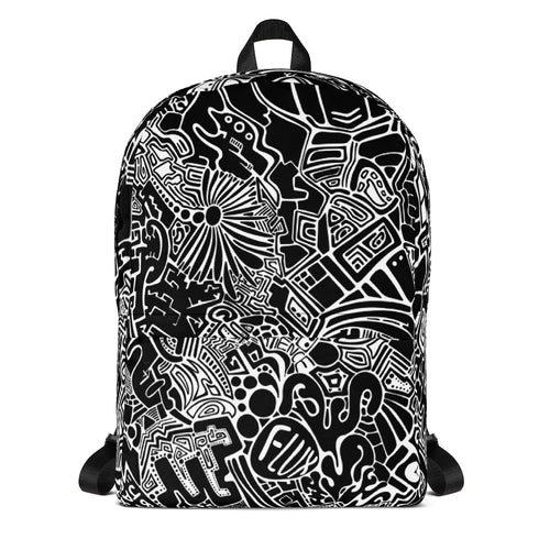 """Patience"" Backpack"
