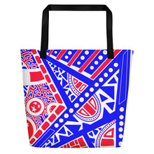 "Load image into Gallery viewer, ""Independence"" Beach Tote"