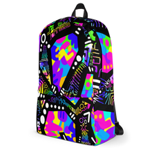 "Load image into Gallery viewer, ""Catastrophe"" Backpack"