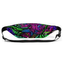 Load image into Gallery viewer, Flowers Fanny Pack