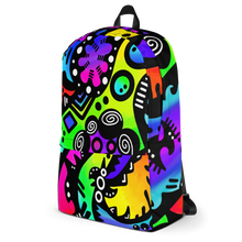 "Load image into Gallery viewer, ""Dreams"" Backpack"