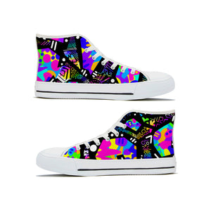 """Catastrophe"" High Top"