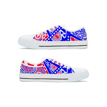 "Load image into Gallery viewer, ""independence"" Low Top"
