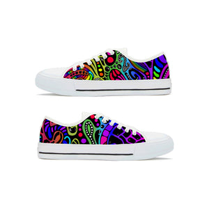"""Thrive"" Low Top"