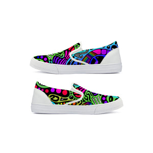 """Thrive"" Slip On"