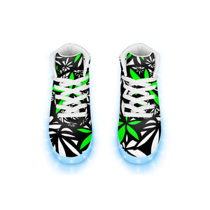 """Kush"" GLOW High Top"