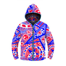 "Load image into Gallery viewer, ""Independence"" GLOW Hoodie"