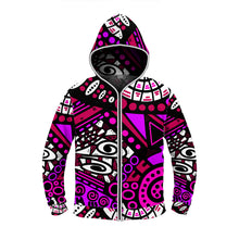 "Load image into Gallery viewer, ""Breakout"" GLOW Hoodie"
