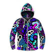 "Load image into Gallery viewer, ""Ha'awi"" GLOW Hoodie"