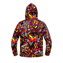 "Load image into Gallery viewer, ""Gasp"" GLOW Hoodie"