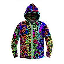 "Load image into Gallery viewer, ""Thrive"" GLOW Hoodie"