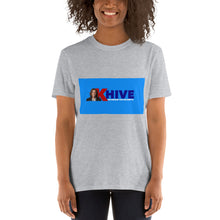 "Load image into Gallery viewer, KHive ""Bringing the Receipts"" T-Shirt"