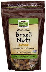 BRAZIL NUTS WHOLE RAW UNSALTED