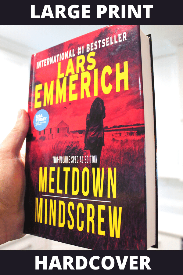 Meltdown and Mindscrew (Hardcover - Large Print)