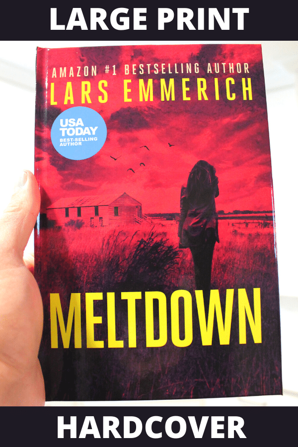 Meltdown (Hardcover - Large Print)