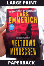 Meltdown and Mindscrew (Paperback - Large Print)