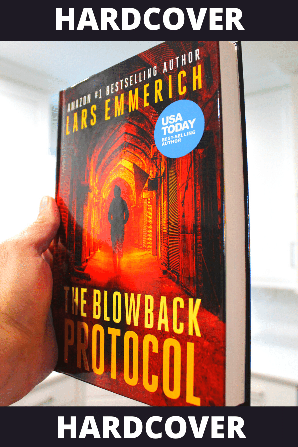 The Blowback Protocol (Hardcover)