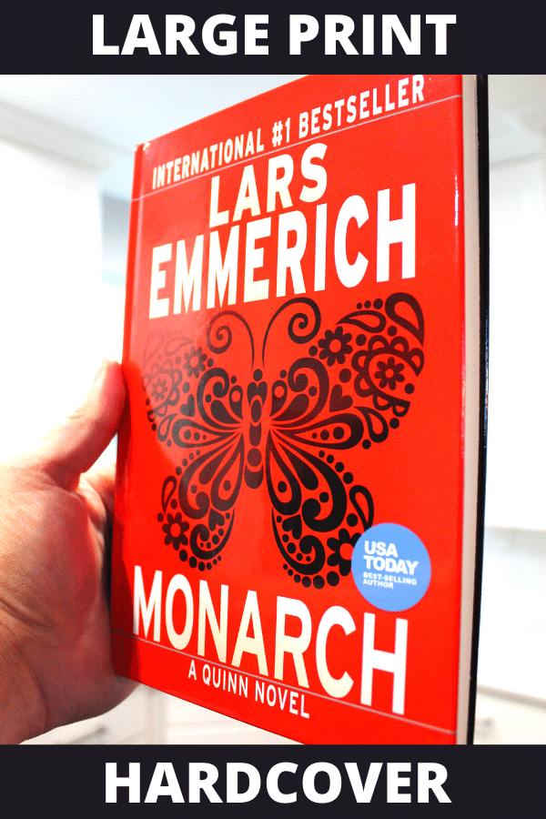 Monarch (Hardcover - Large Print)