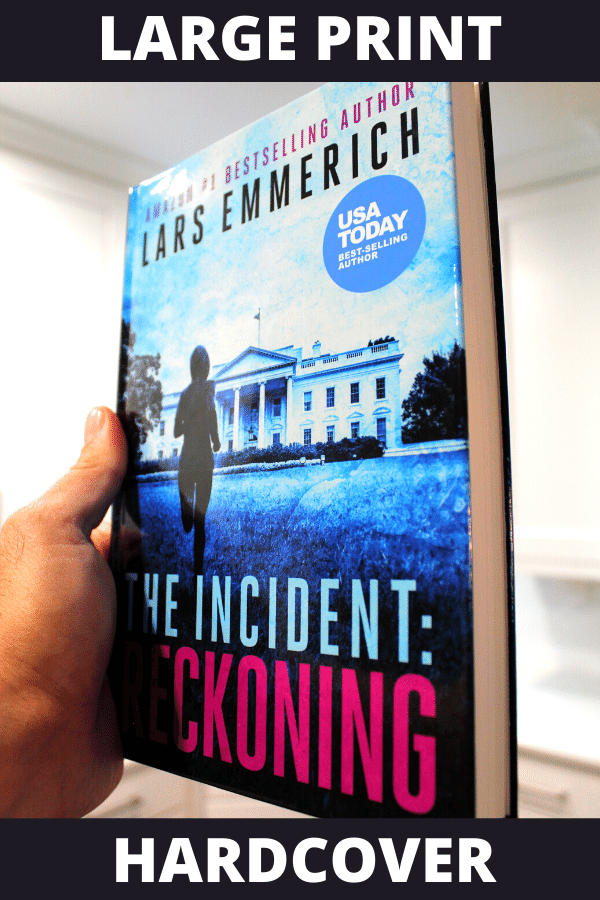 The Incident: Reckoning (Hardcover - Large Print)