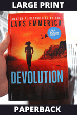 Devolution (Paperback - Large Print)