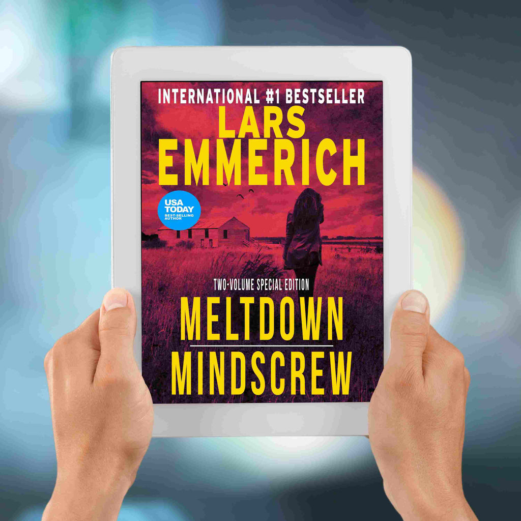 Meltdown and Mindscrew (Audiobook)